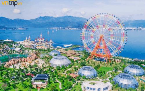 Khám phá bánh xe bầu trời Vinpearl Sky Wheel tại Nha Trang