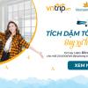 TÍCH DẶM TỐI ĐA, BAY XA HẾT SỨC cùng Vntrip.vn và Vietnam Airlines!