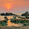 """Những """"điều kì lạ"""" kéo du khách đến biển Cổ Thạch Bình Thuận"""