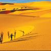"""""""Sa mạc hút khách ở xứ sở Việt Nam"""" – Khu du lịch đồi cát Mũi Né Bình Thuận"""