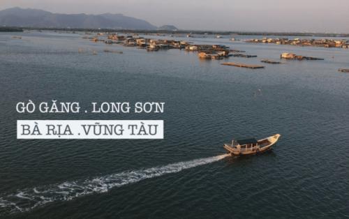 """Đảo Gò Găng – """"HÒN ĐẢO HOANG SƠ"""" ít người biết đến ở Vũng Tàu"""