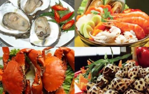 Những quán hải sản Đà Nẵng ngon và nổi tiếng nhất
