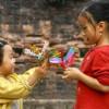 Một ngày đẹp trời ghé thăm chuồn chuồn tre làng Thạch Xá!