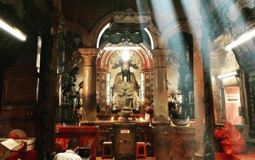 """Những ngôi chùa linh thiêng ở Sài Gòn """"Cầu gì được nấy"""""""