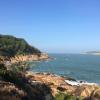 """""""Đi trốn"""" về miền biển vẵng Bãi Bàu Phú Yên"""
