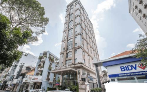 Review chi tiết khách sạn Golden Central Hotel Saigon