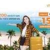 Siêu giảm giá 15% cho TOP 200 khách sạn ưu đãi nhất tại VNTRIP.VN