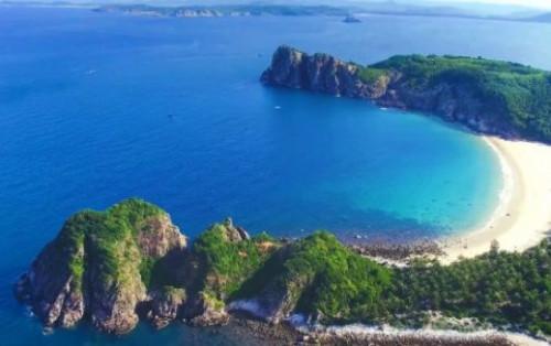 Khám phá Bãi Ôm Phú Yên đẹp đến quên cả lối về