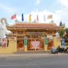 Du lịch miền Tây tham quan chùa Viên Minh Bến Tre