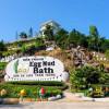 """Khu du lịch tắm bùn Trăm Trứng trải nghiệm """"hấp dẫn"""" tại Nha Trang"""