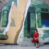 Đến phố bích hoạ Phùng Hưng thưởng thức những nét vẽ đầy nghệ thuật