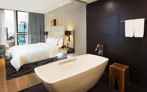 Tận hưởng kỳ nghỉ tại Liberty Central SaiGon Citypoint Hotel