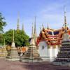 """Chùa Wat Pho điểm đến du lịch """"hàng đầu"""" ở Thái Lan"""