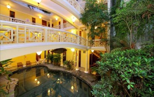Top khách sạn gần phố cổ Hà Nội giá rẻ nhất