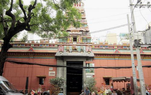 Khám phá ngôi chùa Bà Ấn – Nét Ấn Độ giữa lòng Sài Gòn
