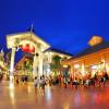 """Chợ đêm Asiatique """"thiên đường mua sắm"""" nổi tiếng tại Bangkok"""