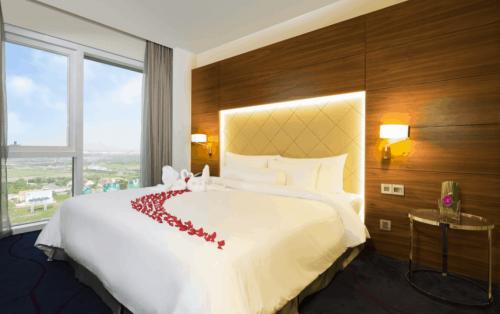 """Review"" khách sạn Liberty Central Saigon Riverside Hotel"