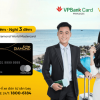 Tin vui cho chủ thẻ VPBank Diamond World Mastercard: Nhận ngay đêm nghỉ miễn phí khi đặt phòng tại VNTRIP.VN!
