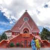 Nhà thờ Domaine De Marie nét đặc sắc riêng trong phong cách kiến trúc