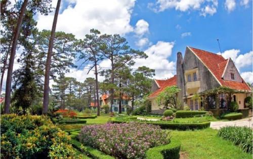 """Gợi ý 7 Resort Đà Lạt """"đẹp như mơ"""" giữa thành phố ngàn hoa"""