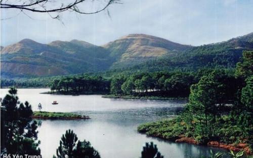 Hồ Yên Trung Quảng Ninh – Điểm dã ngoại lý tưởng cuối tuần