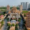 Chiêm bái quần thể kiến trúc Pháp viện Minh Đăng Quang