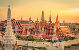 """Chùa Phật Ngọc (Wat Phra Kaew) ngôi chùa linh thiêng """"bậc nhất"""" tại Thái Lan"""