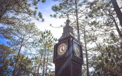 """Công viên kỳ quan Đà Lạt địa điểm check-in đẹp như ở """"trời Tây"""""""
