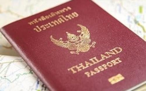 Kết quả hình ảnh cho passport thái lan