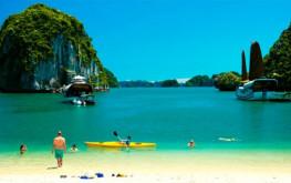 """Kinh nghiệm du lịch vịnh Lan Hạ – """"đảo ngọc thiên đường"""" ở Cát Bà"""