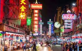 """Chinatown Bangkok – khu phố người Hoa """"lớn nhất"""" châu Á tại Thái Lan"""
