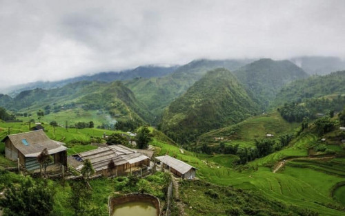 Lên Sapa khám phá bản Cát Cát – ngôi làng cổ đẹp nhất núi rừng Tây Bắc