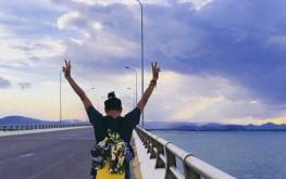 Độc đáo cây cầu Thị Nại Quy Nhơn vượt biển dài nhất Việt Nam