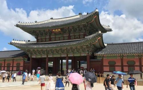 Danh sách 10 địa điểm du lịch Hàn Quốc lý tưởng nhất định phải đến
