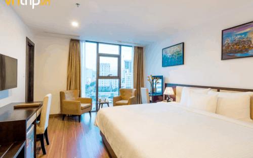 Top 10 khách sạn Đà Nẵng được đánh giá cao nhất