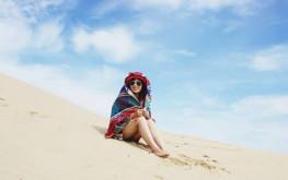 Đến đồi cát Nam Cương khám phá vẻ đẹp quyến rũ đầy huyền bí