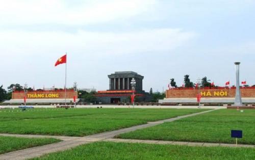 Quảng trường Ba Đình – nơi hồn thiêng giữa lòng thủ đô
