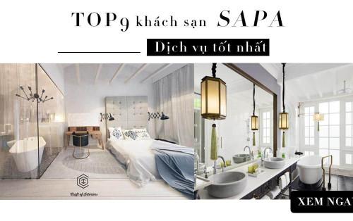 TOP 9 khách sạn Sapa có dịch vụ tốt nhất hiện nay