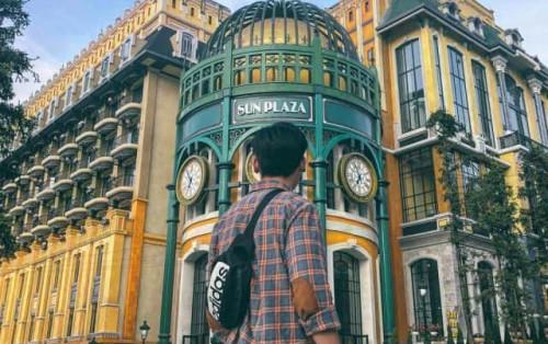 Sun Plaza Sapa – Ngã tư Paris hoa lệ giữa khung trời Sapa hùng vĩ