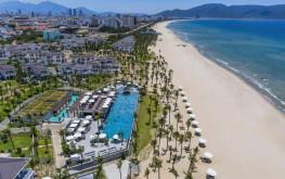 """5 resort sang chảnh bậc nhất """"sát sịt"""" biển Bắc Mỹ An"""