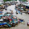 Chợ nổi Cà Mau nét văn hóa đặc trưng vùng sông nước Nam Bộ