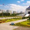Chuyến tham quan Đài tưởng niệm Tưởng Giới Thạch Đài Loan
