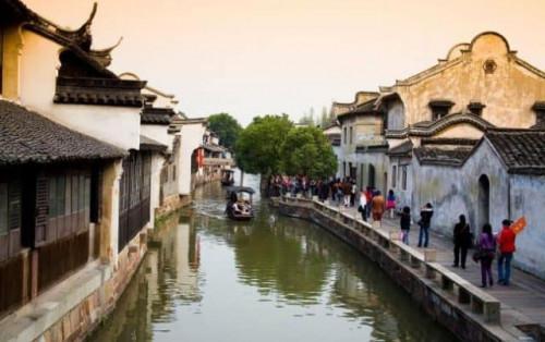 Khám phá thiên đường Hàng Châu hấp dẫn ở Trung Quốc