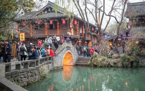 Có gì hấp dẫn du khách ở thủ phủ Thành Đô Trung Quốc?
