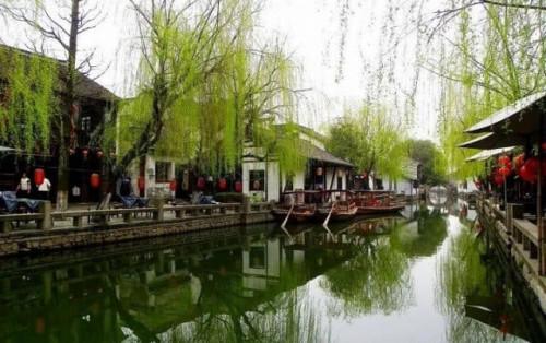 Khám phá nét đẹp độc đáo ở Thường Châu Trung Quốc