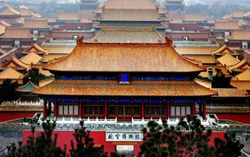 Khám phá những điều thú vị về Tử Cấm Thành ở Trung Quốc