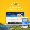 VNTRIP.VN chính thức ra mắt dịch vụ đặt vé máy bay trực tuyến