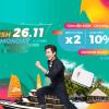 REFRESH MONDAY 26.11 – Sale khủng cuối năm, chỉ 3 NGÀY!