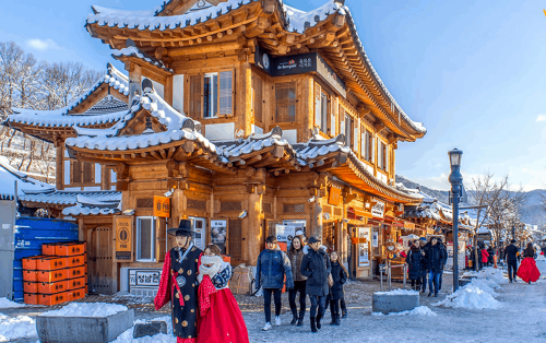 HOT: Cấp Visa Hàn Quốc 5 năm từ tháng 12 cho dân tình Hà Nội, TP.HCM và Đà Nẵng