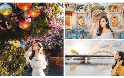 Review chi tiết: Đà Nẵng – Hội An 6n5đ